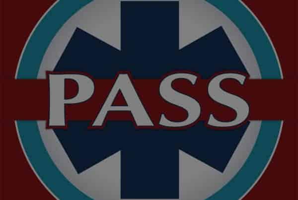 paramedic pass logo