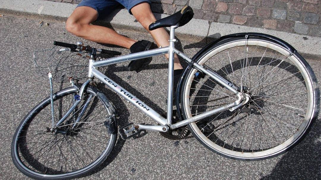bike accident traumatic brain injury